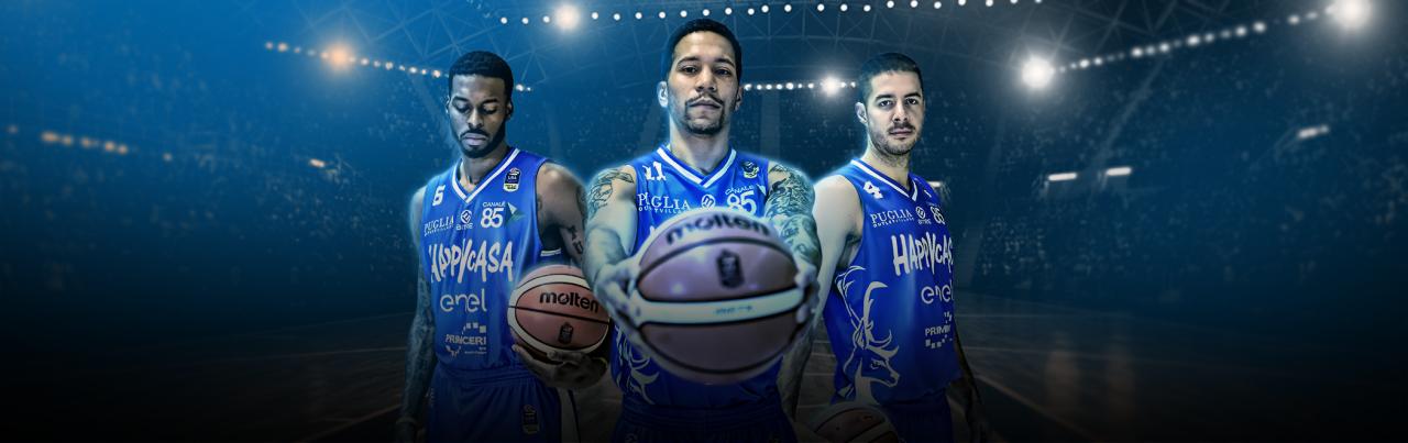 New Basket Brindisi
